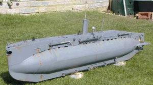 OTW Designs – Radio controlled model submarines for the